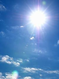 テントは有害な紫外線を遮って、安全な空間を作ります!のイメージ
