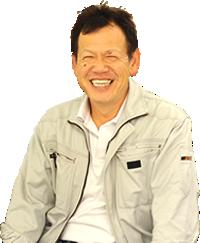 代表:山口義雄 神奈川県テントシート工業組合理事のイメージ